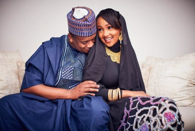 Zahra & Ahmed Indimi Share Sweet Words to Mark their Wedding Anniversary 1