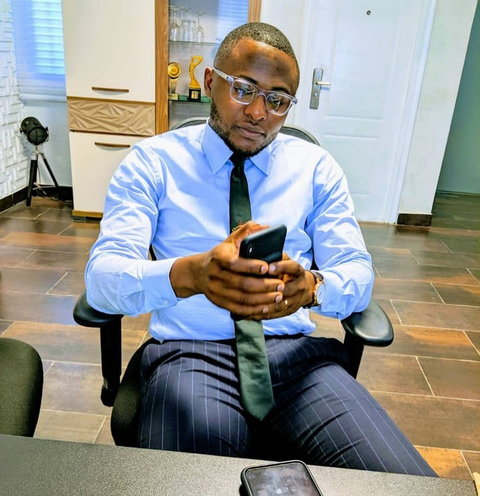Ubi Franklin reacts to claims of being a deadbeat dad