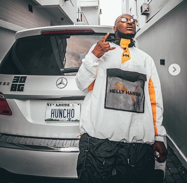 Fans blast Peruzzi on Twitter after he said this about Davido in public 1