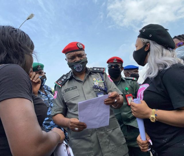 Protesters March Against Sexual & Gender-Based Violence in Lagos & Abuja 8