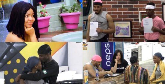 BBNaija: Dorathy, Ozo, TrikyTee and Laycon nominated for possible eviction 1