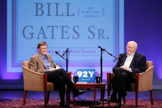 Bill Gates Sr., Father Of Microsoft Co-Founder Dies At 94 1