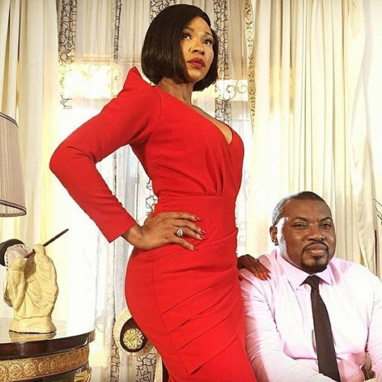 "Nse Ikpe-Etim features in Kemi Adetiba's ""King Of Boys 2"" 2"