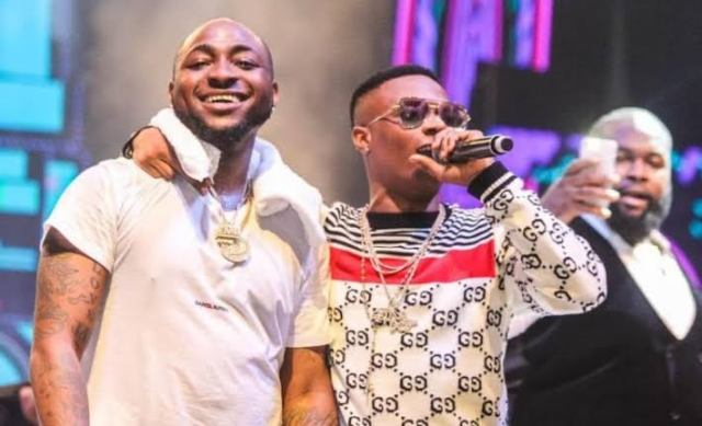 Davido is super-proud of the nickname Wizkid gave him; We love to see it! 1