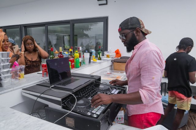 Check Out Photos of your Faves at Waje's 40th Birthday Beach Bash 29