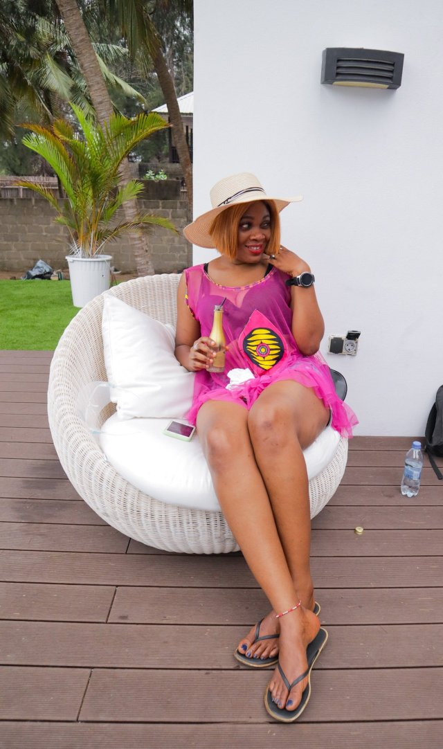 Check Out Photos of your Faves at Waje's 40th Birthday Beach Bash 25