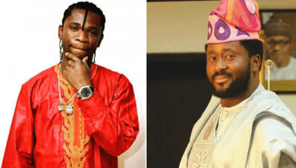 Speed Darlington attacks Desmond Elliot over comments about the use of social media 1