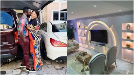 Toyin Abraham and husband move into luxurious Mansion (photos) 1