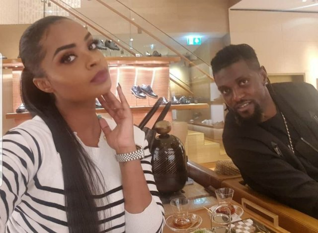 Emmanuel Adebayor accuses ex-girlfriend Dillish Mathews of being a liar and cheat as he narrates what she allegedly did when they were together 1