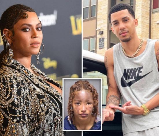 Beyonce's 'rapper cousin' Martell 'Kordone' Derouen shot dead at 34… 1