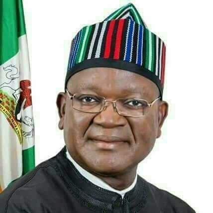 Benue State Governor Tests Positive For COVID 19 1