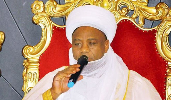 We cant force Nigerians to take COVID19 vaccine – Sultan tells FG 1