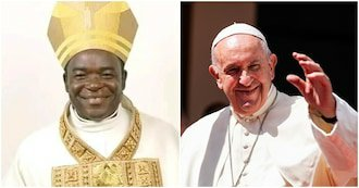Bishop Matthew Kukah gets international appointment from Pope Francis 1