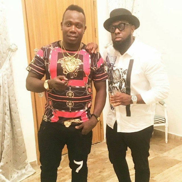 """""""What disrespect! Don't compare me to any rubbish again"""" – Timaya reacts after being compared to Duncan Mighty 1"""