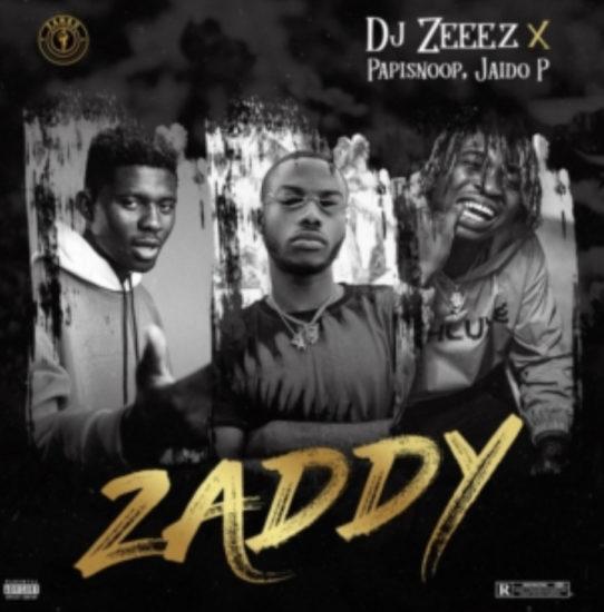 DJ Zeeez – Zaddy ft. Jaido P & Papisnoop