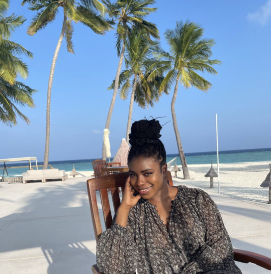 Bashir El-Rufai and wife give us a sneak view from their baecation 5