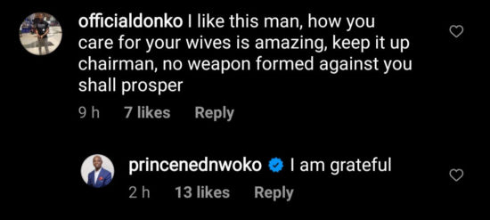 Ned Nwoko responds to an offer of marriage from an older woman 5