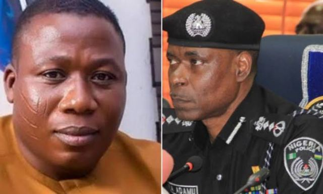 Sunday Igboho, reacts to plans by the police to get him arrested over his eviction notice to Fulanis in Oyo (video) 1