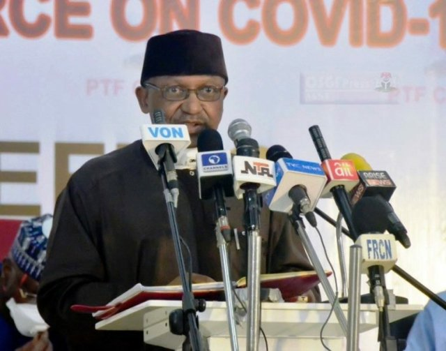 Nigeria is expecting 58m doses of COVID-19 vaccine from COVAX and AVATT – Minister of Health, Osagie Ehanire 1