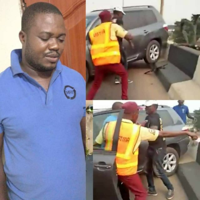 Erring driver who knocked policeman off the bridge arraigned for attempted murder, to be remanded in prison till March 26 1