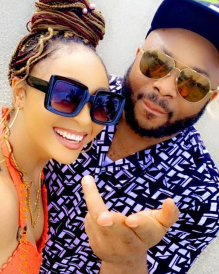 Olakunle Churchill and new wife, Rosy Meurer continue to pepper social media with loved up photos 1