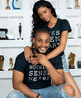 """""""Our wedding is happening this year""""- Alex Ekubo says after proposing to his fiancée, Fancy Acholonu 1"""