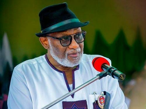 Ahmed Gulak's death calculated to instigate the Northerners against the Igbos – Gov. Akeredolu 1