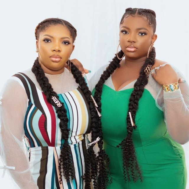BBNaija Star Dorathy Surprises Lookalike Sister Cynthia with a Car for Her Birthday 1