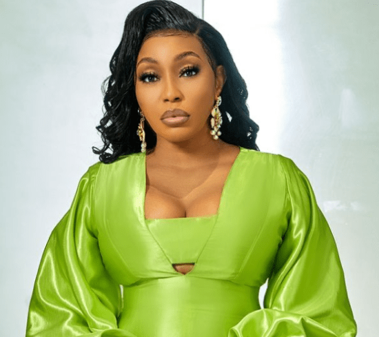 Rita Dominic expresses concern over Nigeria slipping into anarchy 1