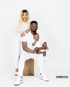 base one 1 - Rapper, Base One shares lovely new family photos as his son, Sean, turns one