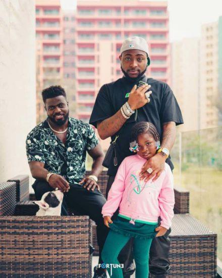 Davido Buys New Range Rover For His Daughter, Imade (Photos) 1