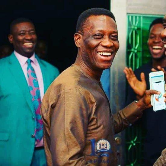 MURIC condoles with Pastor Adeboye over son's death 1