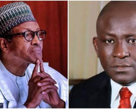 President Buhari disowns 'in-law' declared wanted for $65m fraud 1