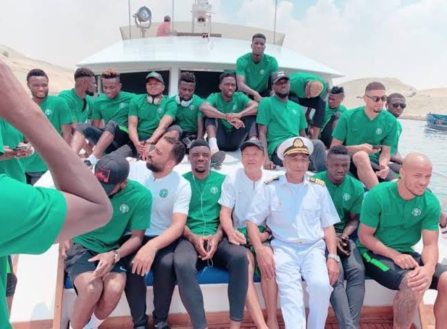 2021 AFCON: Super Eagles to travel by boat to Cameroon for tournament | 36NG