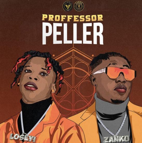 Seyi Vibez – Professor Peller ft. Zlatan