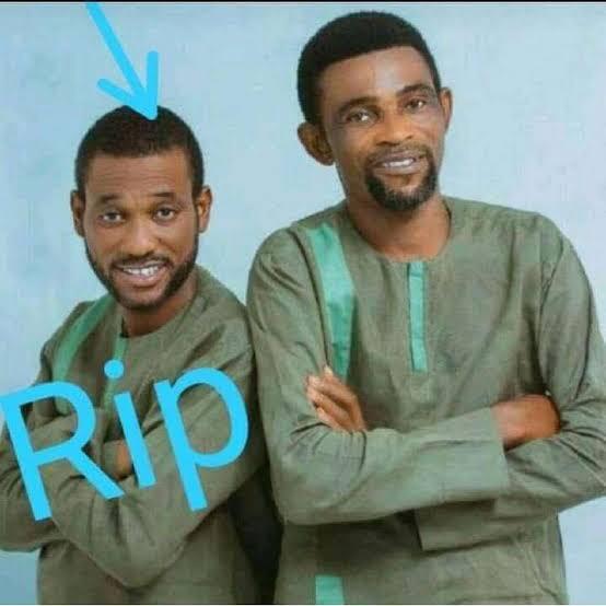 Gospel singer Tope Ajogbajesu is dead