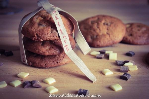 cookies au sucre muscovado