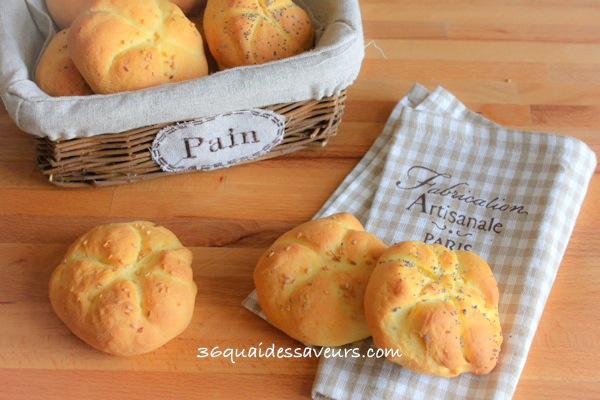 pain à la farine de mais- cornbread