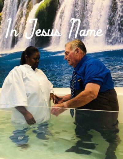Charlotte Church Baptism