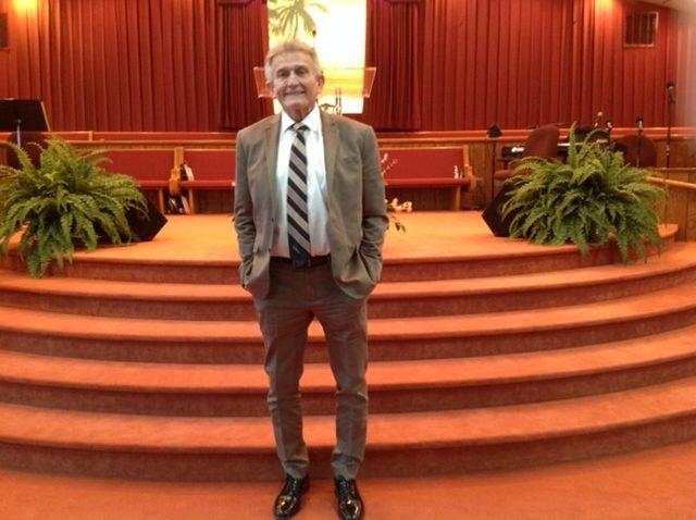 Pastor John Major, Jr.