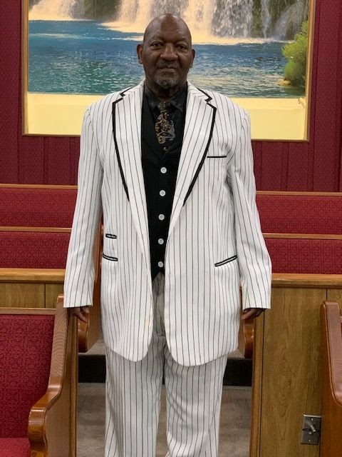 Reverend Lester Gray