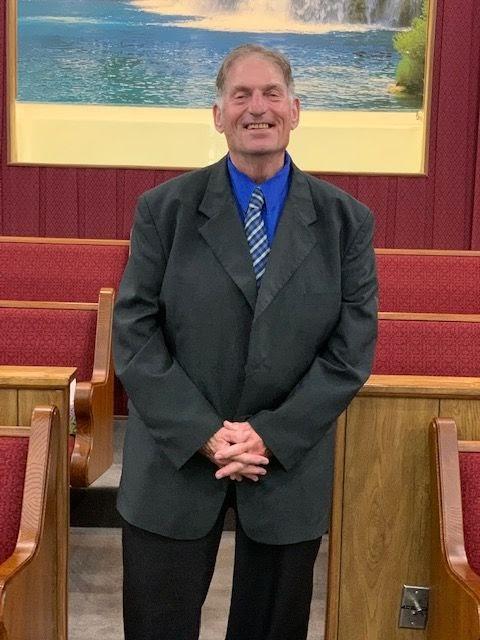 Reverend Raymond Taylor
