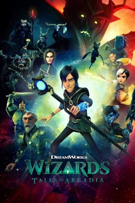 Wizards Tales of Arcadia Season 1
