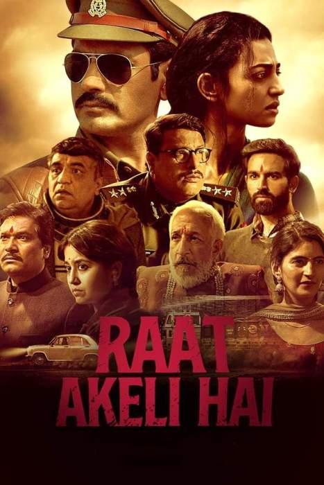 Raat Akeli Hai - Indian Movie 2020 MP4 Download HD