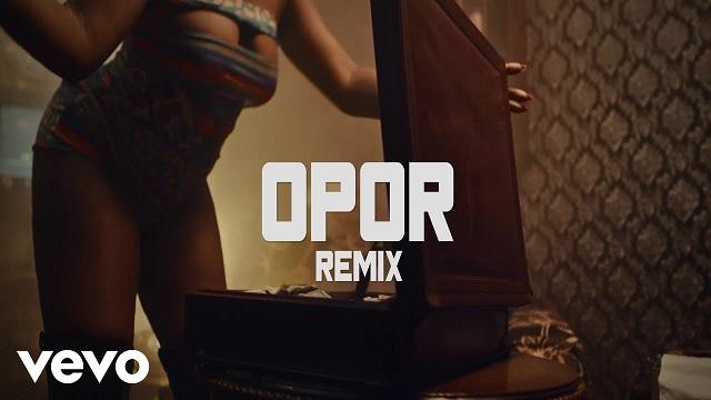 VIDEO: Rexxie ft. Zlatan, LadiPoe – Opor Remix Mp4