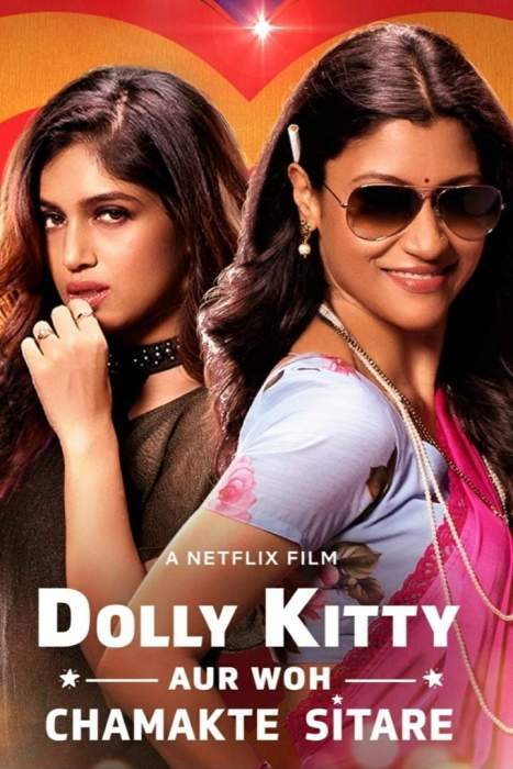 Download: Dolly Kitty Aur Woh Chamakte Sitare - Indian Movie (2020)
