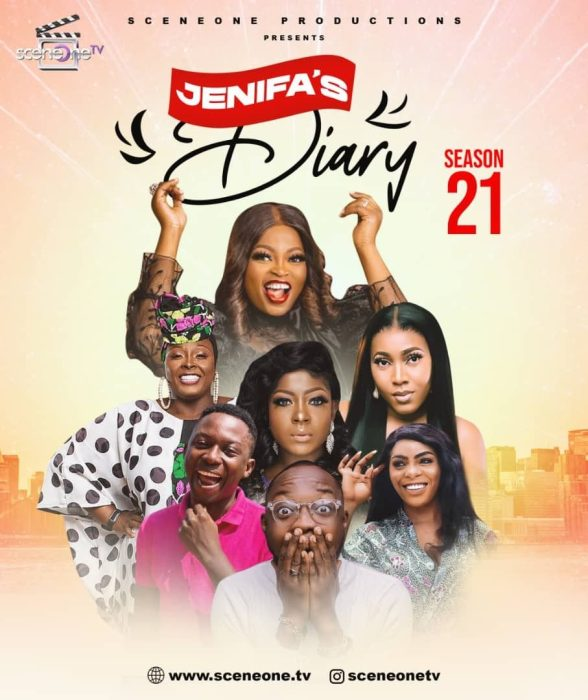 Jenifa's Diary Season 21 Episode 5 – New Business MP4, 3GP, MK DOWNLOAD