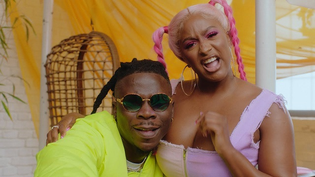 Cuppy ft. Stonebwoy – Karma MP4 video Download
