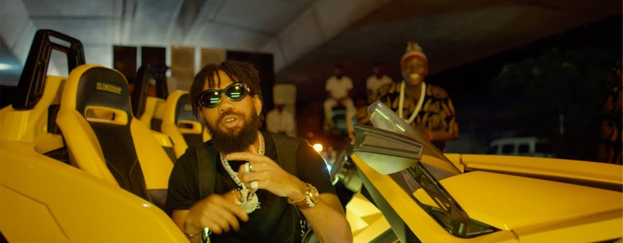 Phyno ft. Peruzzi - For the Money Video MP4 Download