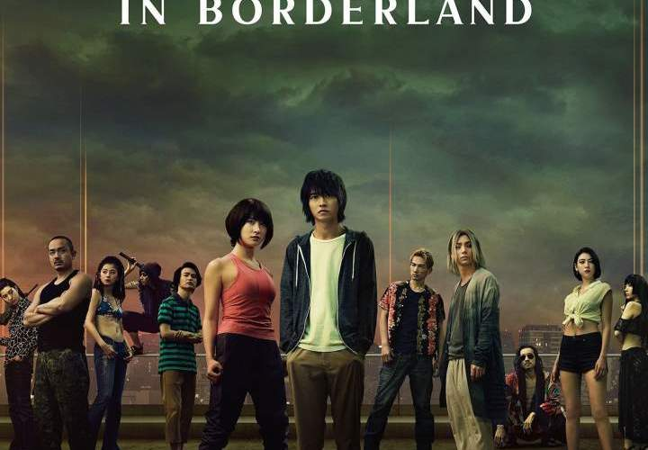Alice in Borderland Season 1 Episode 1 - 8 MP4 Download